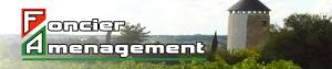 foncier aménagement logo