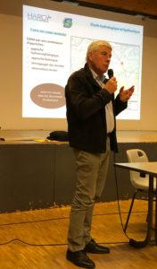 Le Sénateur Jean-Pierre Vogel a pris connaissance des conclusions de l'étude.